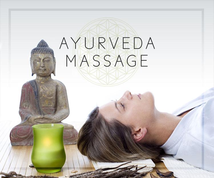 Ayurveda-Massage - Rehafit Gesundheitszentrum Ingolstadt